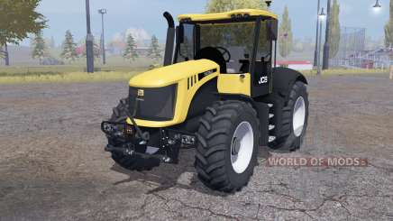 JCB Fastrac 8250 very soft yellow for Farming Simulator 2013