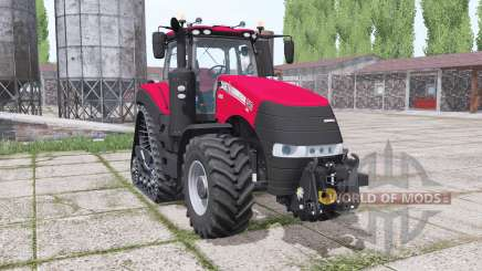 Case IH Magnum 340 CVX crawler modules for Farming Simulator 2017