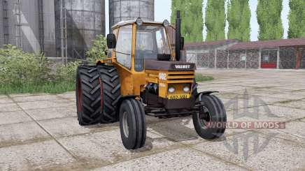 Valmet 602 dual rear for Farming Simulator 2017