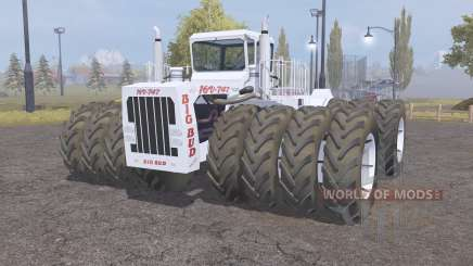 Big Bud 747 sixteen wheels for Farming Simulator 2013