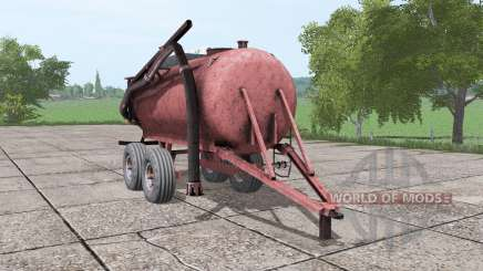 Rzt-6 old for Farming Simulator 2017