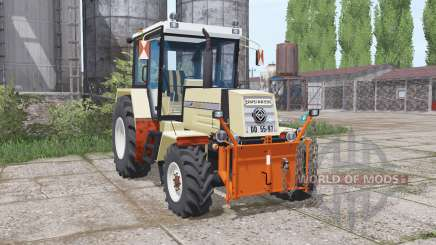 Fortschritt Zt 323-A light grayish yellow for Farming Simulator 2017