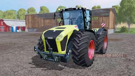 CLAAS Xerion 4500 twin wheels for Farming Simulator 2015