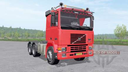 Volvo F12 Intercooler tractor for Farming Simulator 2017