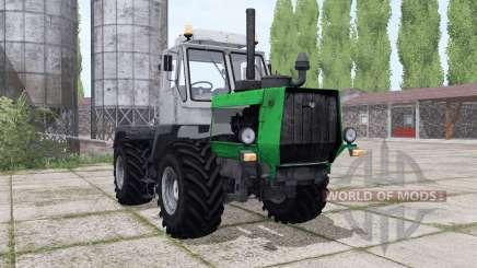 T-150K green for Farming Simulator 2017