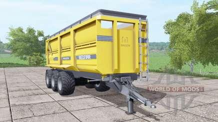 Bednar Wagon WG 27000 for Farming Simulator 2017