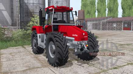 Schluter Euro Trac 2000 LS for Farming Simulator 2017