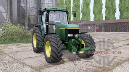 John Deere 6810 dual rear for Farming Simulator 2017