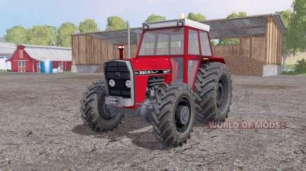 IMT 590 DV interactive control for Farming Simulator 2015