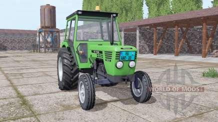 Torpedo TD 75 06 for Farming Simulator 2017
