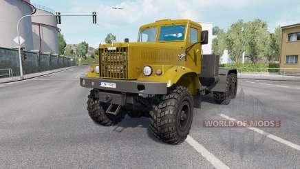 KrAZ 255 v1.33 for Euro Truck Simulator 2