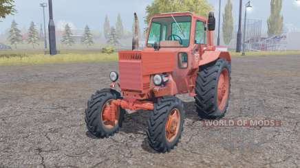 MTZ 82 Belarus soft-red for Farming Simulator 2013