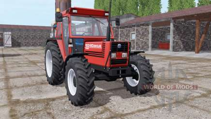 New Holland 100-90 DT for Farming Simulator 2017