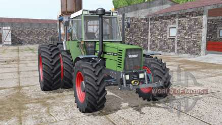 Fendt Favorit 611 LSA Turbomatik E dynamic hoses for Farming Simulator 2017