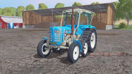 Zetor 4016 crawler for Farming Simulator 2015