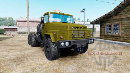 KrAZ 260 v1.33 for Euro Truck Simulator 2