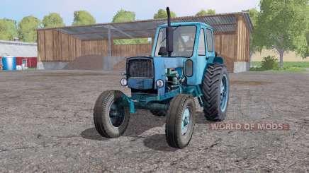 UMZ 6L soft blue for Farming Simulator 2015