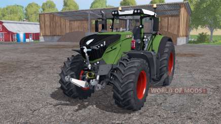 Fendt 1000 Vario extra weights for Farming Simulator 2015