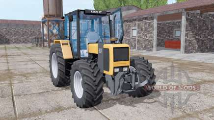 Renault 155.54 Turbo for Farming Simulator 2017
