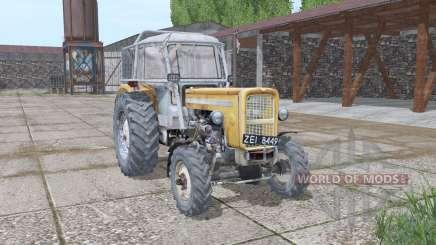 URSUS C-355 forest for Farming Simulator 2017