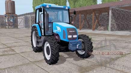 FarmTrac 80 4WD blue for Farming Simulator 2017
