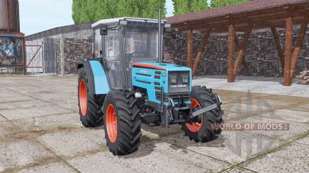 Eicher 2090 Turbo soft cyan for Farming Simulator 2017