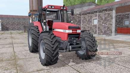 Case IH Maxxum 5130 front hydraulic for Farming Simulator 2017
