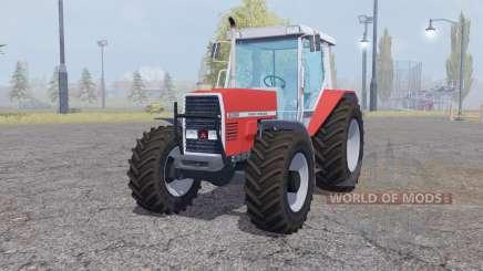 Massey Ferguson 3080 red for Farming Simulator 2013