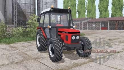 Zetor 7745 wheels weights for Farming Simulator 2017