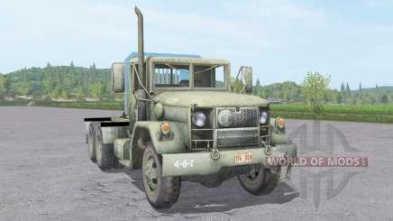 M35A2 tractor for Farming Simulator 2017