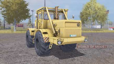 Kirovets K-700A interactive control for Farming Simulator 2013