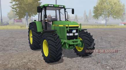John Deere 7710 green for Farming Simulator 2013