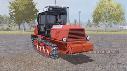 W-150 red for Farming Simulator 2013