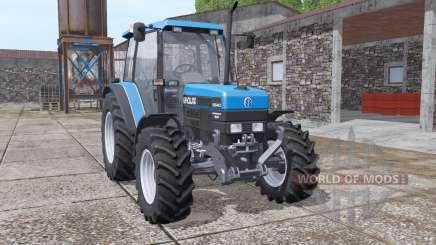 New Holland 6640 for Farming Simulator 2017