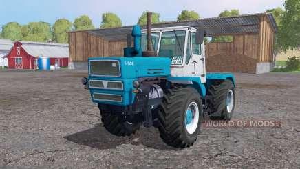 T-150K blue for Farming Simulator 2015