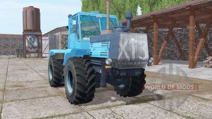 T-150K soft blue for Farming Simulator 2017