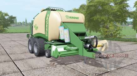 Krone BiG Pack 1290 HDP (XC) for Farming Simulator 2017