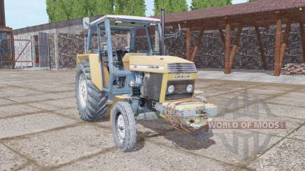 URSUS 912 very soft orange for Farming Simulator 2017
