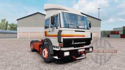 Magirus-Deutz 360 M 19 for Euro Truck Simulator 2