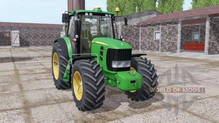 John Deere 7430 Premium gewicht for Farming Simulator 2017