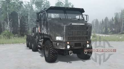 Oshkosh HET (M1070) 8x8 for MudRunner