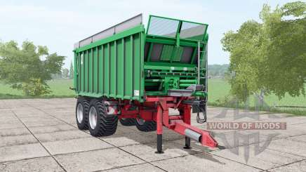 Kroger Agroliner TAW 20 green for Farming Simulator 2017
