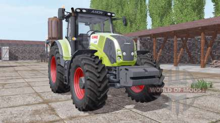 CLAAS Axion 850 front weight for Farming Simulator 2017
