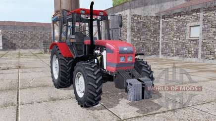 Belarus 1025.3 for Farming Simulator 2017