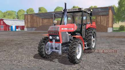 URSUS 914 soft red for Farming Simulator 2015