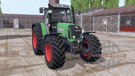 Fendt 820 Vario TMS lime green for Farming Simulator 2017