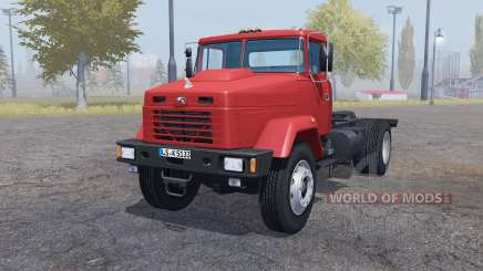 KrAZ 5133 tractor for Farming Simulator 2013