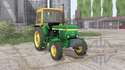 John Deere 1030 Soft Top 4x4 for Farming Simulator 2017