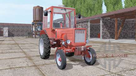 T-25 soft-red for Farming Simulator 2017