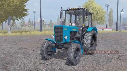 MTZ Belarus 82.1 animation parts for Farming Simulator 2013